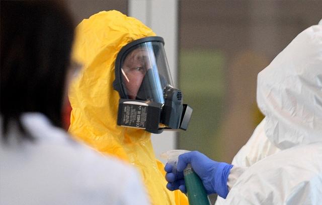 WP: коронавирус показал слабость Путина и всей РФ