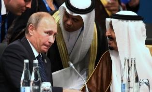 Reuters: Путин сыграл решающую роль в сделке ОПЕК