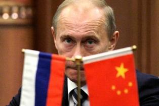 Владимир Путин в КНР