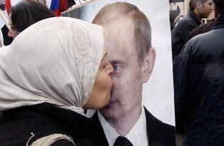 Путин завил о перемирии в Сирии и частичном выводе войск