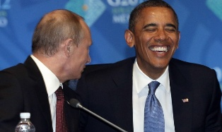 Как Путин победил Обаму в придуманной Россией войне