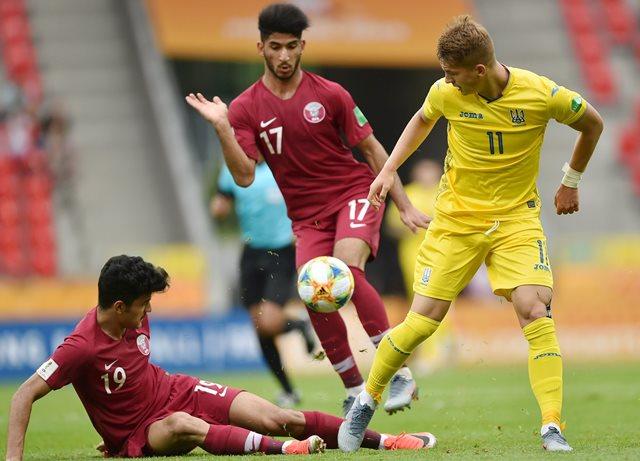 ЧМ U-20: Украина выходит в плей-офф, неожиданные победы США и Новой Зеландии