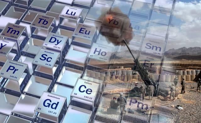 Рост цен на редкоземельные металлы приведет к подорожанию электроники во всем мире