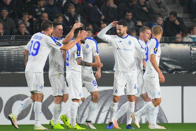 Лига Европы: Динамо чудом побеждает Ренн, Ворскла обыграла Карабах