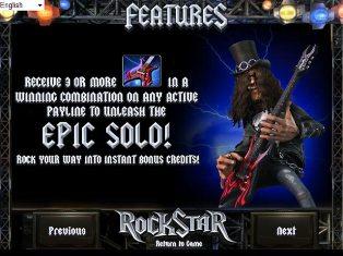 Вечер тяжелого рока: обзор игры Rock Star