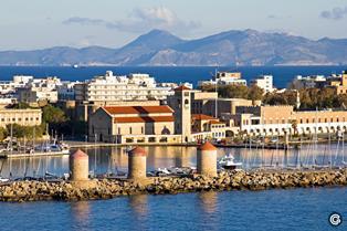 Прекрасен круглый год: что посмотреть на острове Родос?