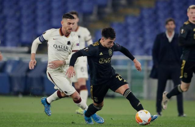 Лига Европы: Рома проходит Аякс, Арсенал разгромил Славию