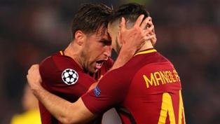 Лига Чемпионов: Рома в невероятном матче выбивает Барселону, Ливерпуль прох ...