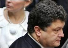 Порошенко: Тимошенко неудачно пошутила