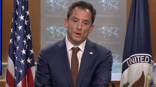 Госдеп США рекомендует Германии отказаться от Северного потока-2