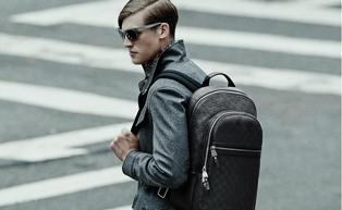 Модный рюкзак становится новым трендом молодого поколения