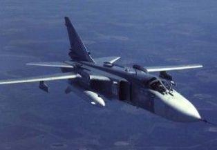 Россияская авифация в Дебальцево