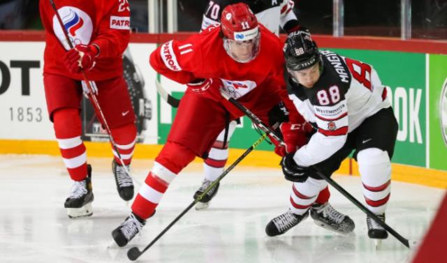 ЧМ по хоккею: Канада проходит Россию, определились все полуфиналисты
