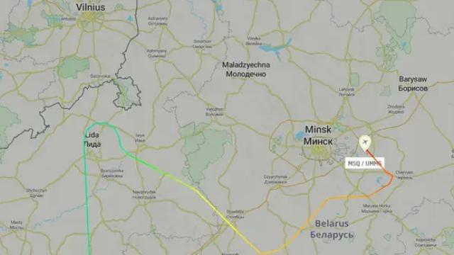 Первое заявление Ryanair о захвате самолета в Беларуси: о чем солгала авиакомпания