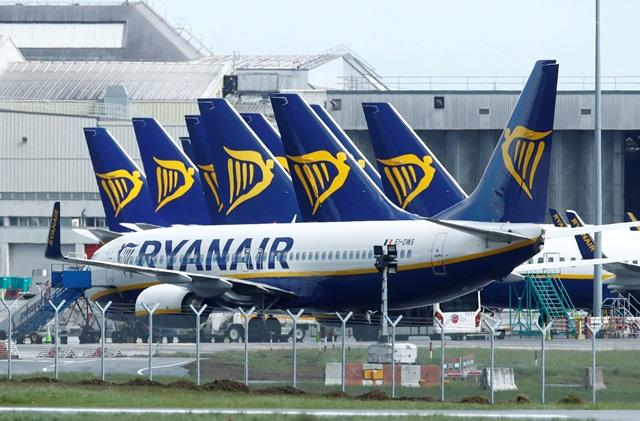 Ryanair планирует завезти в Украину до 20 самолетов