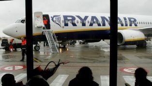 Ryanair не будет работать в Украине
