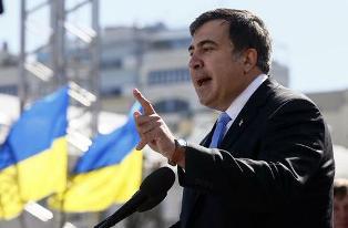 Михаил Саакашвили: очередной удар по коррупции в Украине