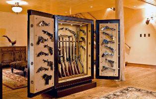 Безопасность превыше всего: как выбрать сейф для оружия?