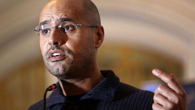 Сын Каддафи просит РФ поддержать его на выборах в Ливии
