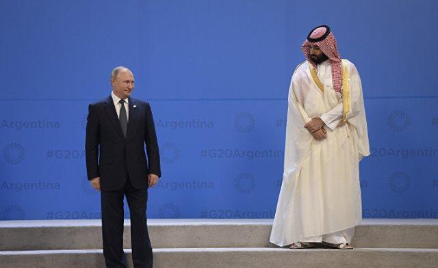 РФ и Саудовская Аравия договорились о рекордном в истории сокращении добычи нефти