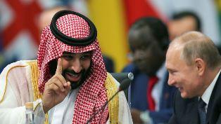 WSJ: Саудовская Аравия собирается разорвать сделку с РФ в ОПЕК