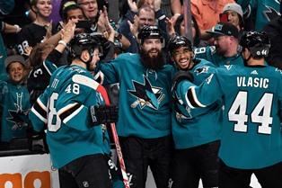 NHL: Сан-Хосе в решающем матче обыграл Колорадо, определились все полуфинал ...