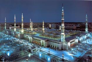 Город будущего в Саудовской Аравии