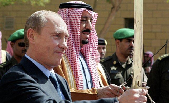 Саудовский принц прогнозирует исчезновение России с нефтяного рынка