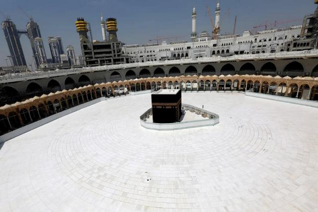 В Саудовской Аравии рекомендовали в Рамадан молиться дома
