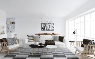 Быть в тренде: как сделать ремонт в небольшой квартире?