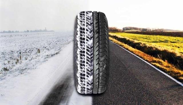 Сезонная замена шин - безопасность и комфорт вождения