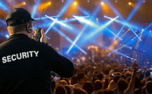 Охрана концертов и общественных мероприятий в Киеве