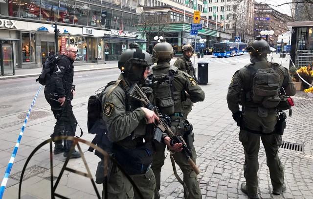 Теракты в Стокгольме
