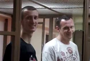 Украина получила повторный отказ о передаче Сенцова и Кольченко