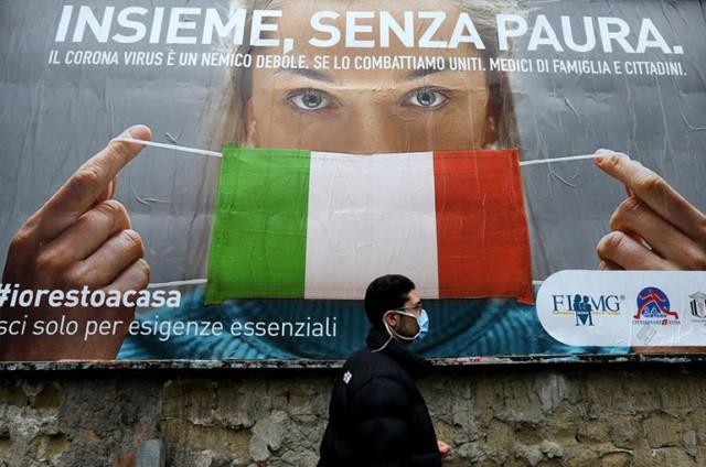 В Италии ужесточили карантин и ввели комендантский час