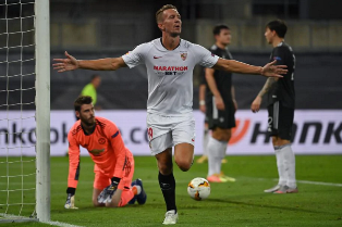 Лига Европы: Севилья выбивает МЮ и выходит в финал