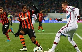 Лига Чемпионов-2014/2015: Шахтер и Бавария играют в ничью, Челси забивает в ...