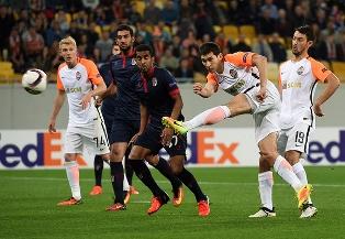 Лига Европы-2016/2017: Шахтер разбирается с Брагой