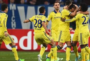Лига Чемпионов-2014/2015: Шахтер уступает Атлетику, Челси издевается над Ша ...