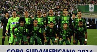 В Колумбии разбился самолет с бразильским клубом Шапекоэнсе