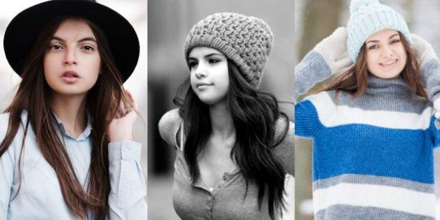 Как правильно выбрать шапку по форме лица?