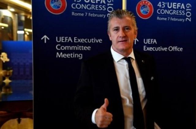 Хорватия продала иностранной компании ТВ-права на футбольный чемпионат на сумму 103 млн евро