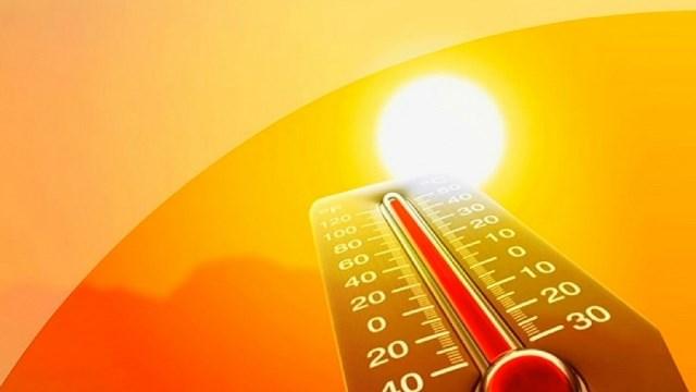 В Украину идет новая волна жары