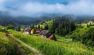 На длинные августовские выходные диапазон температуры в Украине от +17 °С н ...