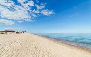 На морских курортах Украины ожидается +29…+31 °С