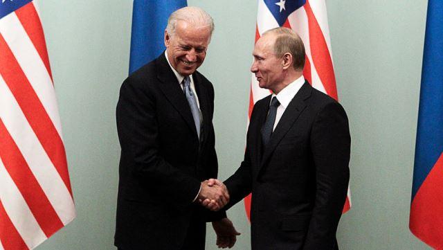 США приостановят военную помощь Украине после встречи Байдена с Путиным