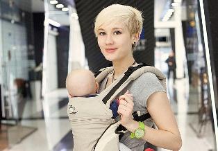 Слинги для новорожденных. Всегда рядом с мамой