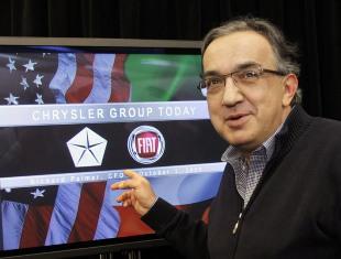 Fiat выкупит все акции Chrysler