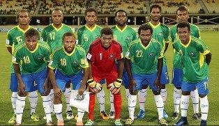 ЧМ-2018: Соломоновы острова выходят в финал