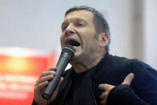 #Россия жжет: Соловьев остался без молочных продуктов